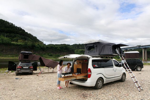 iK&er Hardtop One Expandable Roof Top Tent & iKamper Introduces Worldu0027s First Expandable Roof Top Tent To The ...