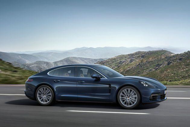 2016 Porsche Panamera 4s Diesel
