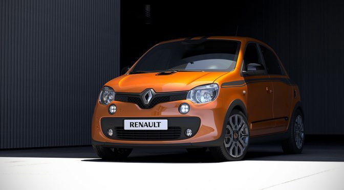 Renault Gave Twingo A Boost With 110 BHP, Aptly Calls It 'GT'