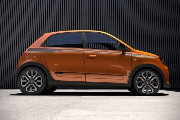 2017 Renault Twingo GT Compact Hatch