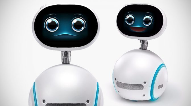 This Is Zenbo, ASUS's First Robot Who Wants To Be Your Family's Butler