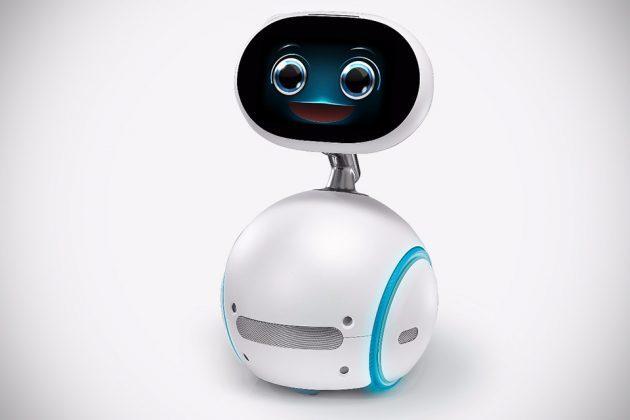 ASUS Zenbo Robot at Computex Taipei 2016