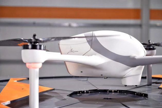 Airobotics Automated Industrial Drones