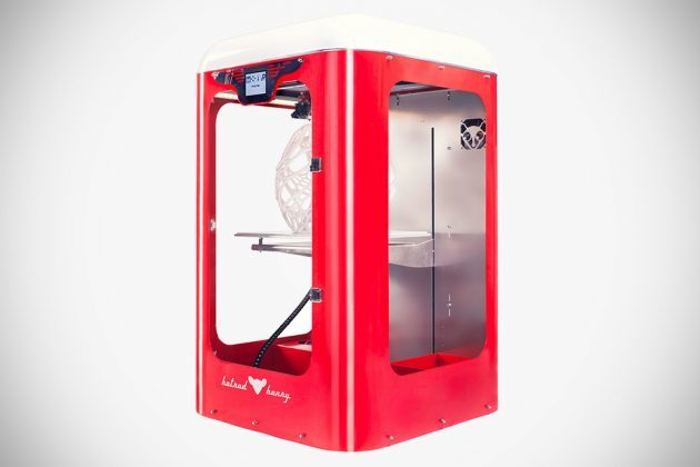Aye Aye Labs HotRod Henry Supercharged 3D Printer