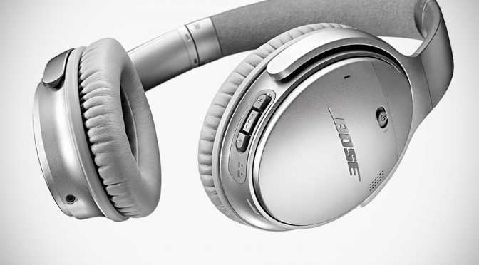 Bose's New Headphones Lets You Control How Much Noise To Block