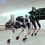 Boston Dynamics' SpotMini Robot Dog With Arm Gives Us The Creeps