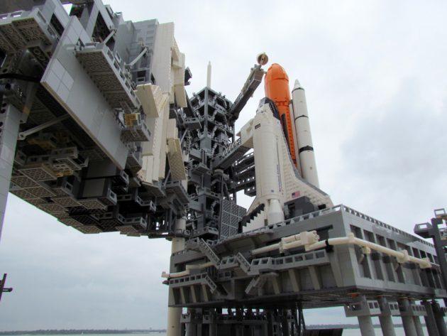 lego space shuttle custom - photo #3