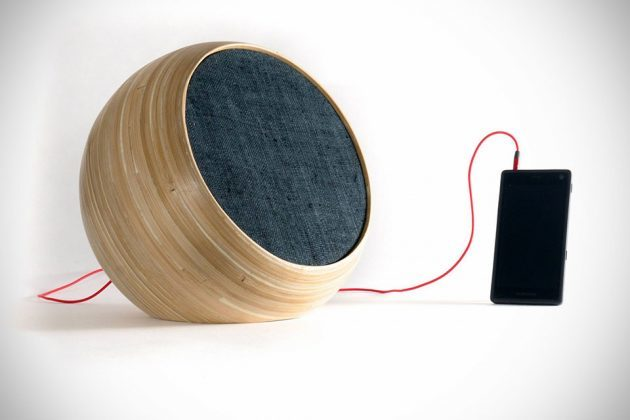 Hazang Handcrafted Bamboo Bluetooth Speakers
