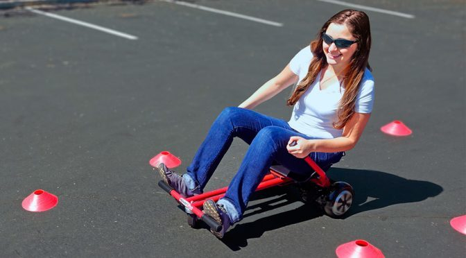 HoverPowered Wants To Turn Balancing Hoverboard Into A Go-kart