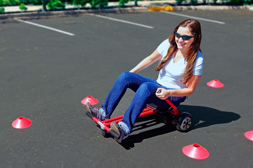 Hoverpowered Wants To Turn Balancing Hoverboard Into A Go
