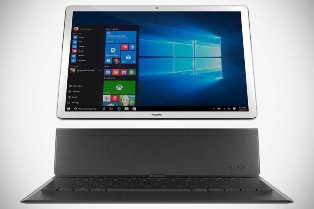 Huawei MateBook 2-in-1 Convertible Tablet