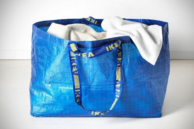 Ikea Original Frakta Bag