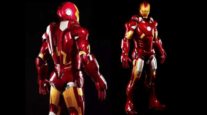 Seriously, Why Buy An Iron Man Statue When You Can Wear The Actual Suit?