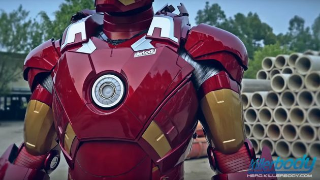 Iron Man 3 Mark VII Life-sized High-end Replica Costume Set