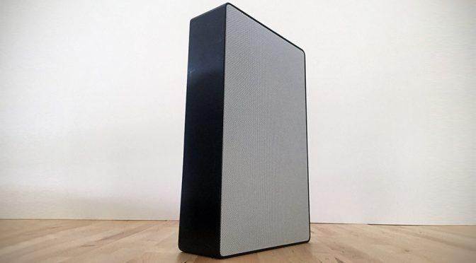 K.I.S.S. AV X4 Speakers with Sonic Vortex Technology