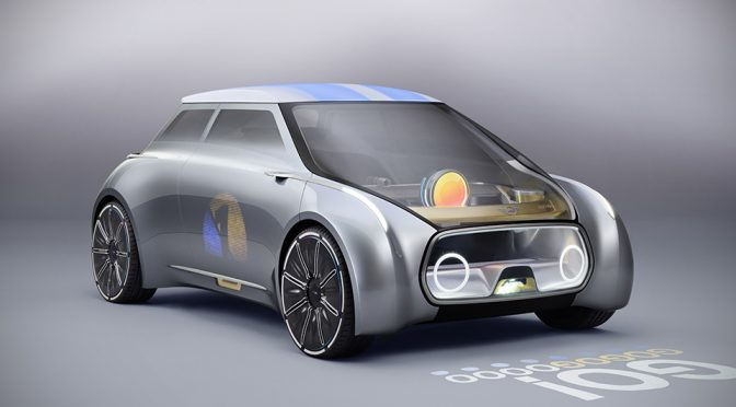 In The Next 100 Years, MINI Will Be A Semi-Autonomous Shared Car