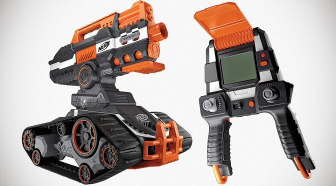Nerf's RC Dart-shooting Tank Is Ready To Strike From A Safe Distance This Fall