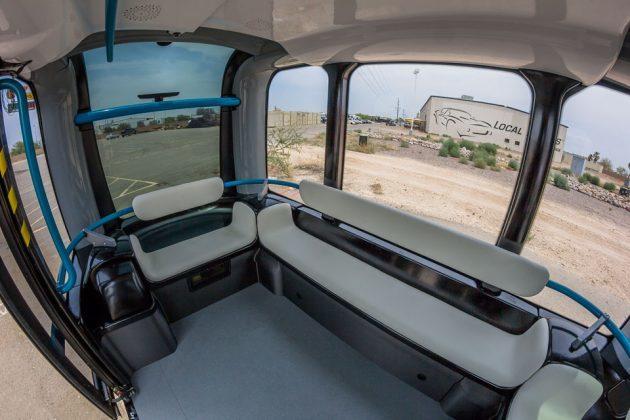Olli IBM Watson-powered Autonomous Electric Bus