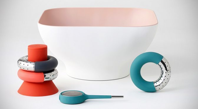 Ponti Studio's Kitchen Utensils For Ommo Are Both Fun And Functional