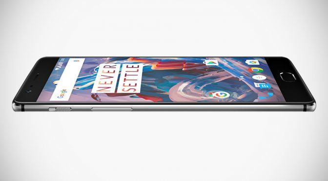 OnePlus 3 Smartphone Launched