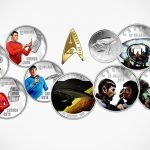 Canadian Mint Sells Star Trek 50th Anniversary Coins, But Out Of Emblem