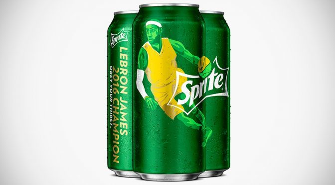 SPRITE Celebrates The Land's Victory With Limited Edition 16 oz. Can