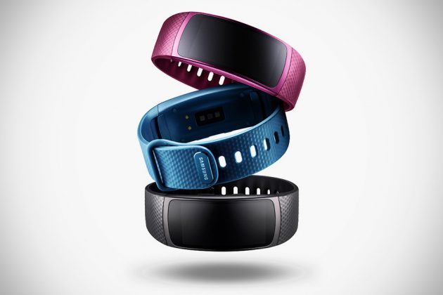 Samsung Gear Fit2 Fitness Band image
