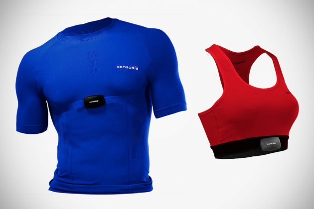 Sensoria Artificial Intelligence Sportswear