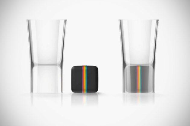 Shot Glass Camera Mount for Polaroid Cube/Cube+
