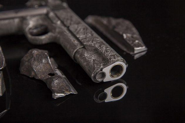 Meteorite Pistols 'The Big Bang Pistol Set' by Cabot Guns