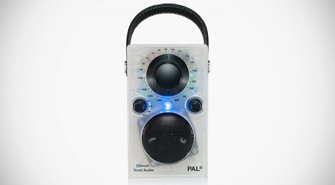 Tivoli Adds Light To PAL BT Portable Radio, Turns It Into One That Lights Up