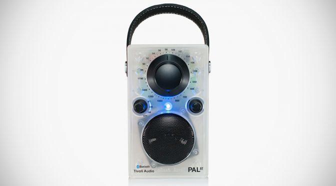 Tivoli Adds Light To PAL BT Portable Radio, Turns It Into One That Lights Up