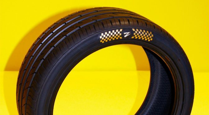 World's Most Expensive Set of Car Tyres Sold by Z Tyre