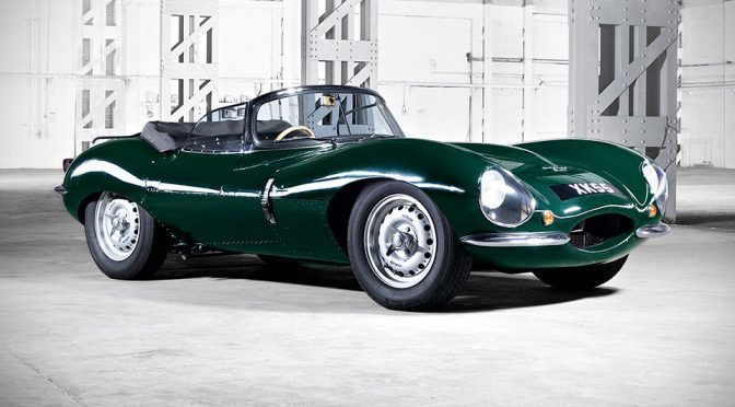 Jaguar's XKSS Continuation Model Launched, Snapped Up In A Flash