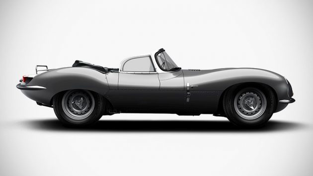 2017 Jaguar XKSS Limited Edition Roadster