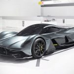 Red Bull Racing Has Developed A Road-legal Hypercar With Aston Martin