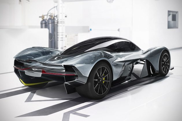 Aston Martin x Red Bull Racing AM-RB 001 Hypercar
