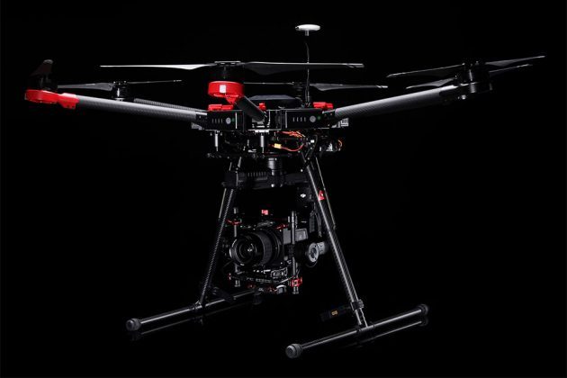 DJI M600 with Hasselblad A5D Aerial Imaging Bundle