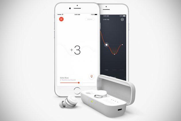Here One Wireless In-ear Headphones by Doppler Labs