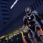 "DIY <em>Iron Man</em> Mk.39 Starbooster Cosplay Suit Has ""Functional"" Hand Thrusters"