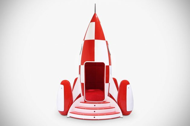 Limited Edition Rocky Rocket Armchair from Circu
