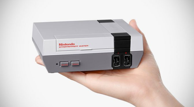 Nintendo NES Classic Is Palm-size, Comes Pre-installed With 30 Games