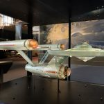 Original <em>Star Trek</em> Starship Enterprise TV Show Model Restored At SNASM