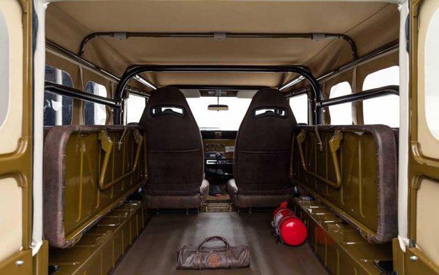 Toyota Land Cruiser FJ 'Copperstate Overland Edition'