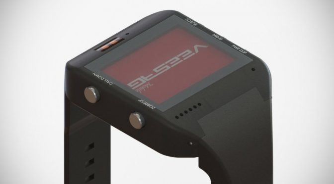 MPERSENS Smartwatch Is Also A Remote Monitoring Device For Elderlies