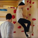 You Will Need To Rock Climb Up To The Loft In This Super Tiny Home