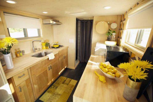 Z Huis Tiny Home by Wishbone Tiny Homes