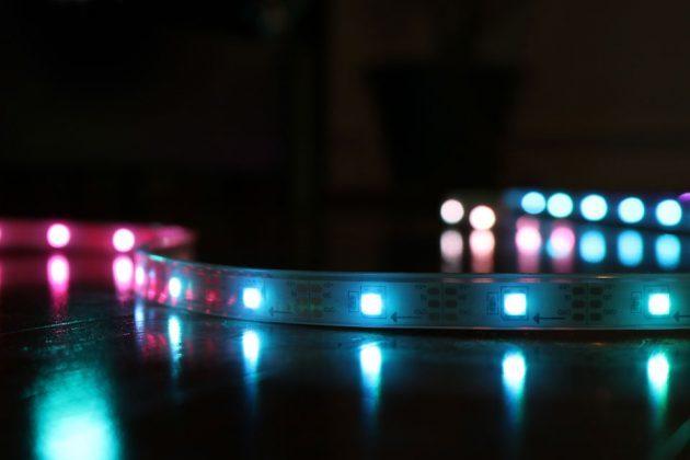ilumi Smartstrip App-controlled Bluetooth LED Light Strip