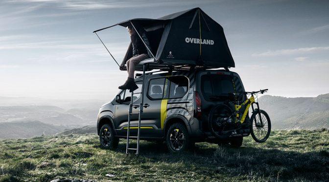 Peugeot Unveils A Radically New Sedan And An Adventure-seeking Van-like SUV
